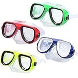 RUIHUAN Gafas de natación 1/ 3pcs niños Snorkeling Natación Gafas...