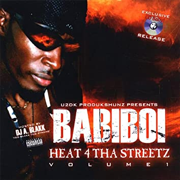 Heat 4 Tha Streetz Cd Baby Release