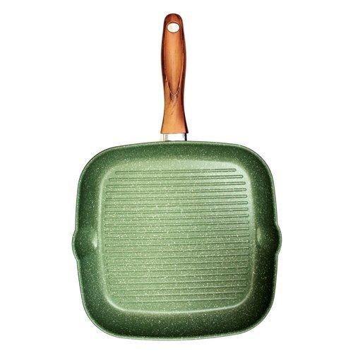 Giannini Vegetalia Padella Grill, Multicolore, 28cm