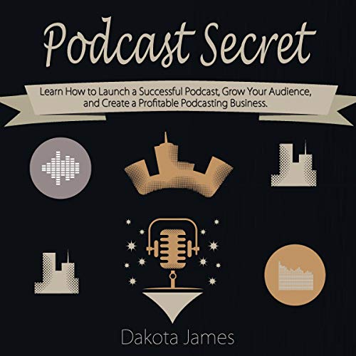Podcast Secrets audiobook cover art