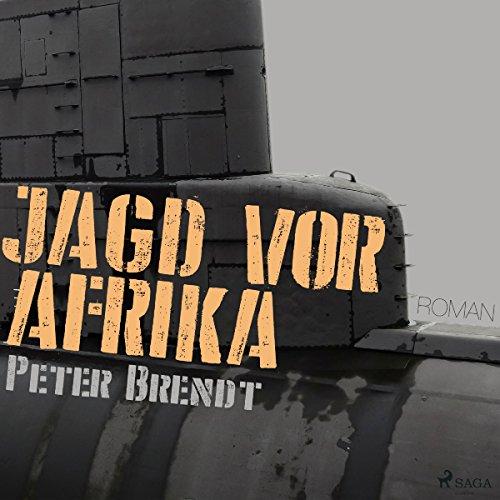 Jagd vor Afrika audiobook cover art