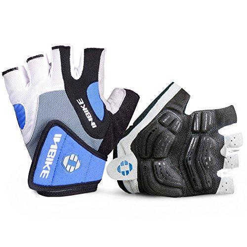INBIKE Cycling Gloves Men Mountain Bike