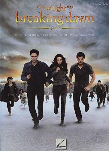 The Twilight Saga: Breaking Dawn - Part 2 -For Piano Solo- (Soundtrack): Noten für Klavier: Music from the Motion Picture Score (The Twilight Saga: Piano Solo)