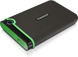 ترانسيند -  هارد ديسك خارجي USB 3.0، سعة 1 تيرا - TS1TSJ25M3