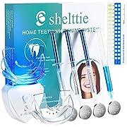 SHELTTIE Teeth Whitening Kit With Led Light