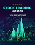 Stock Trading Logbook: Simple Trading Workbook for Active Investors (Stock Market Investing Workbook)