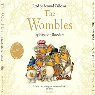 The Wombles cover art