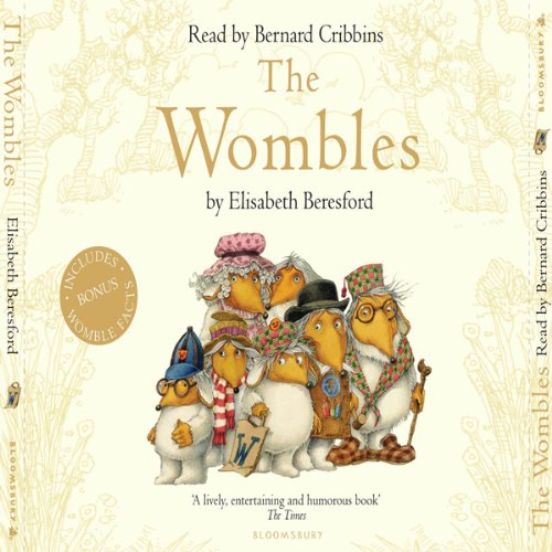 Couverture de The Wombles