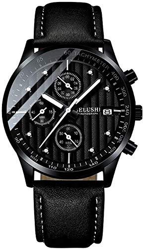 JSL Reloj de cuarzo clásico impermeable Relojes luminosos digitales con fecha reloj deportivo de aleación de moda Relojes electrónicos para hombres deportivos