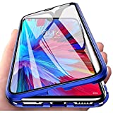 Magnetic Case for Oppo Find X2 Neo, Magnet Adsorption with