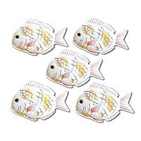 正月 食器 和食器 小皿 鯛 縁起物 有田焼 祝い鯛(白)小皿 5枚セット 化粧箱入り