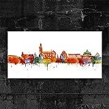Kunstbruder Paderborn Skyline - Light (div. Grössen) -