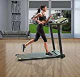 Electric Treadmill Running Machine Foldable treadmill with 12 programs