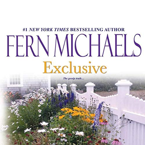 Exclusive audiobook cover art