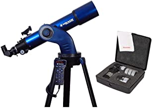 MEADE StarNavigator NG 102 mm GoTo Refractor Telescope with Eyepiece Kit