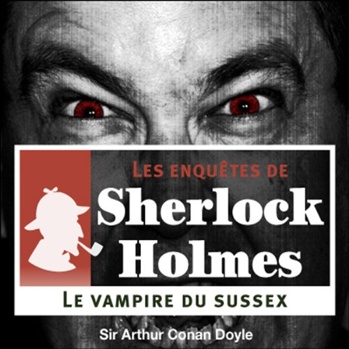 Couverture de Le Vampire du Sussex
