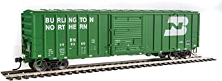 Walthers Mainline 910-1806 50' ACF exteriör postbox Burlington Northern 249306