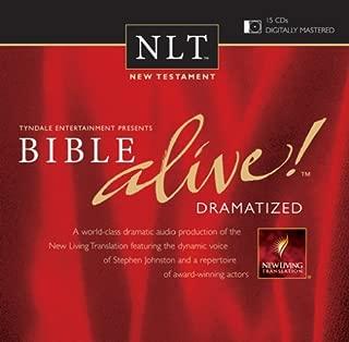 Bible Alive! Dramatized: New Living Translation New Testament (NLT Bibles)