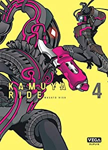 Kamuya Ride Edition simple Tome 4