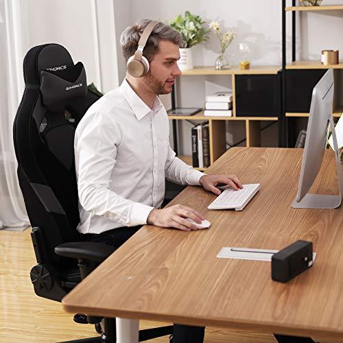 Gaming Stuhl Bestseller SONGMICS Stuhl Noir kaufen  Bild 1*