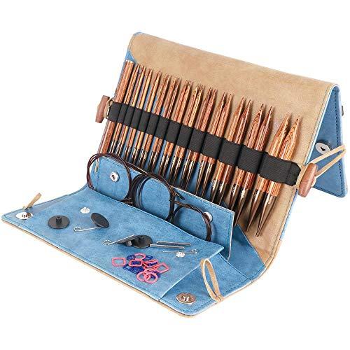 Knitter's Pride Ginger Deluxe Interchangeable Needles Set