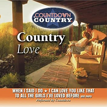 Countdown Country: Country Love