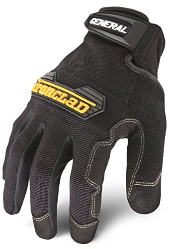 Ironclad General Utility Work Gloves GUG-04-L, Large