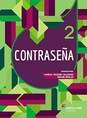 Contrasena. Libro Del Alumno - Volume 2