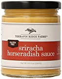 Terrapin Ridge Farms Sriracha Horseradish Sauce, 8.5 Fluid Ounce
