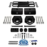 Supreme Suspensions - Full Lift Kit for 1986-1995 Toyota IFS Pickup [7' Axle] 3' Front Lift Ball Joint Spacers + 2' Rear Lift Kit + Sway Bar & Differential Drop Kit 4WD