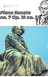 Beethoven Piano Sonata no. 7 in D major, Op. 10 no 3 sheet music score (English Edition)