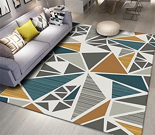 Alfombras para Terrazas Muebles Sala De Estar Tapis de Zone rectangulaire Style...