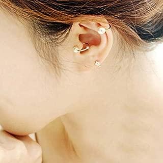 Amazon.es: piercing oreja - Plata: Joyería