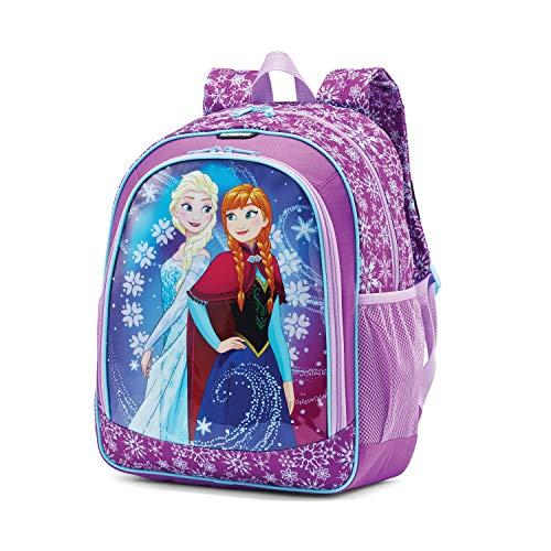 American Tourister Kids Disney Children's Backpack, Elsa & Anna
