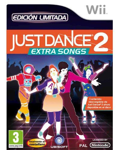 Just Dance 2: Extra Songs [Importer espagnol]