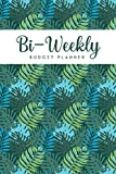 Bi-Weekly Budget Planner: A Bi-Weekly and Monthly Financial Planning Organizer Journal Notebook | Budget Planning | Budget Worksheets | Income & Expense Budgeting Workbook.