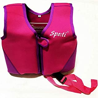 Titop Infant Swim Vest for Child for New Swimming Learner Protection Vest for Kids