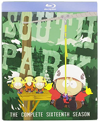 South Park: The Complete Sixteenth...