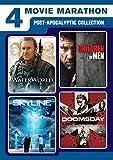 4 Movie Marathon: Post-Apocalyptic Collection (Waterworld / Skyline / Children of Men / Doomsday)