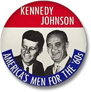Best kennedy and johnson pin Reviews