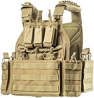 vAv YAKEDA Outdoor Tactical Military Vest Airsoft Vest for Men