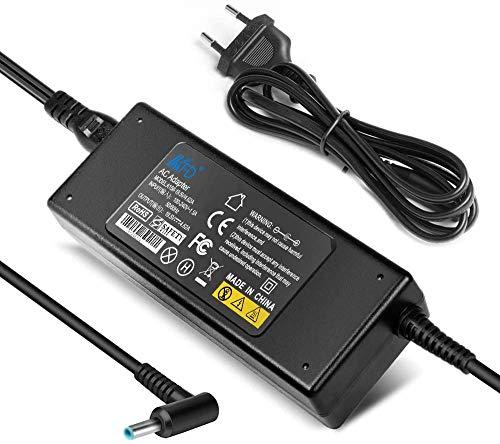 KFD 90W Adaptador Cargador Portátil para HP Envy Touchsmart Sleekbook 15 17 M6 M7 250-G7 250-G6 250-G5 255-G5 250-G4 350-G2 EliteBook x360 830 ProBook G3 G4 G5 G6 G7 430-G3 450-G6 470-G5 19,5V 4,62A