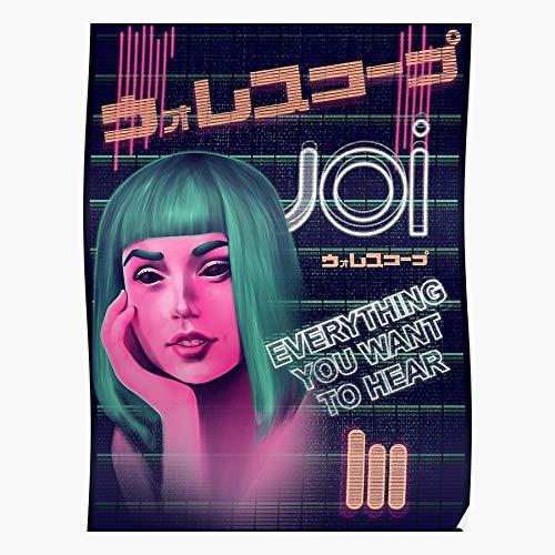 Bladerunner Runner 2049 Joi Blade Ai Home Decor Wall Art Print Poster !