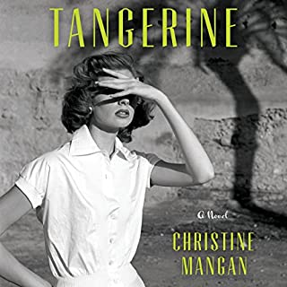 Tangerine audiobook cover art