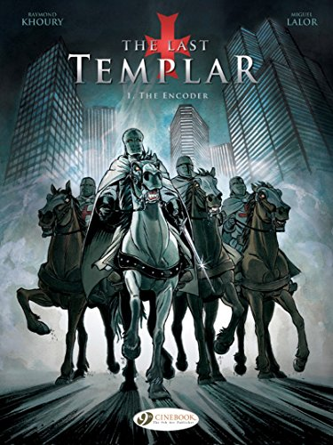 The last Templar - tome 1 The encoder (01)