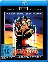 Macht der Fuenf (Classic Cult Edition)/Blu-ray
