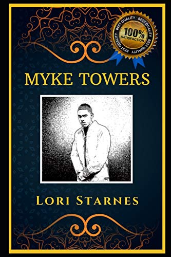 Myke Towers: Talented Rapper, Original Anti-Anxiety Adult Coloring Book: 0