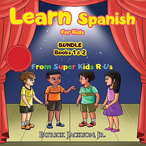 Learn Spanish for Kids Bundle Titelbild