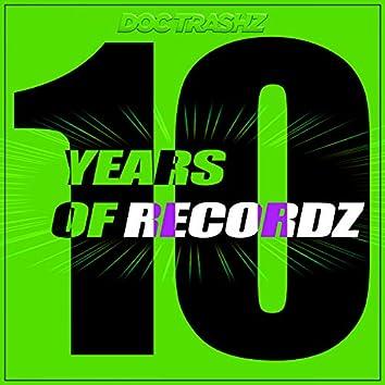 10 Years of RECORDZ