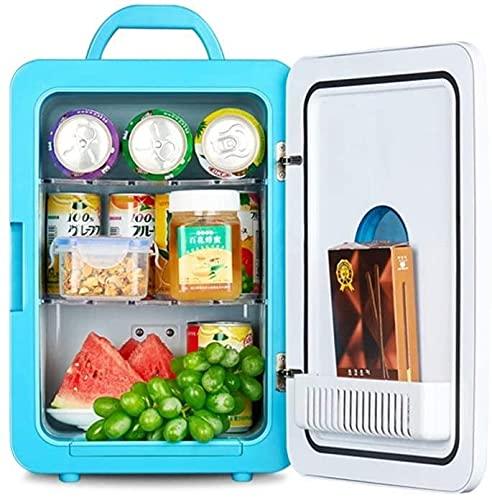LXNQG Refrigerador de coches Mini refrigerador refrigerador y calentamiento Dormitorio pequeño Frigorífico congelador Door reversible -C 23.5x27x33.5cm (9x11x13) Jianyou (Color: a, Tamaño: 20x24.5x29c